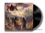 BLACKEVIL - the ceremonial fire LP