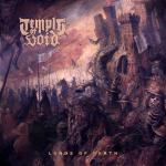 TEMPLE OF VOID - lords of death LP