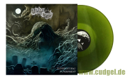 UNDER THE CHURCH - supernatural punishment LP swamp green