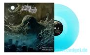 UNDER THE CHURCH - supernatural punishment LP electric blue