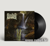 HOODED MENACE - ossuarium silhouettes unhallowed LP
