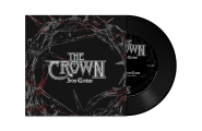 "CROWN, THE - iron crown 7"" black"