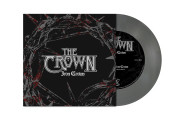 "CROWN, THE - iron crown 7"" silver"