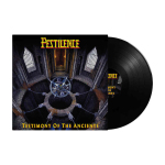 PESTILENCE - consuming impulse LP