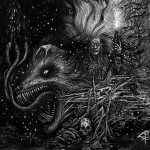 GRAFVITNIR - obeisance to a witch moon LP