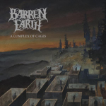 BARREN EARTH - a complex of cages DLP+CD