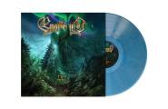 ENSIFERUM - two paths LP blue marbled