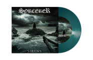 "SORCERER - sirens 7"" turquoise"
