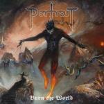 PORTRAIT - burn the world LP black