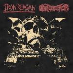 IRON REAGAN / GATECREEPER - split LP
