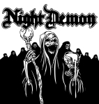 NIGHT DEMON - same LP