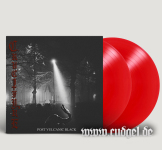 CRUCIFYRE - post vulcanic black DLP red exclusive