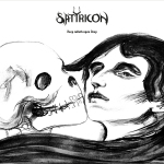 SATYRICON - deep calleth upon deep LP