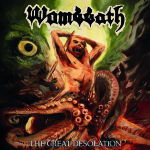 WOMBBATH - the great desolation LP