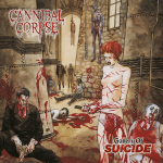 CANNIBAL CORPSE - gallery of suicide (unzensiert) LP marbled