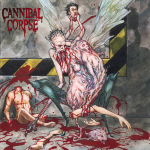 CANNIBAL CORPSE - bloodthirst (unzensiert) LP marbled