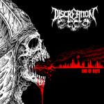 DISCREATION - end of days LP