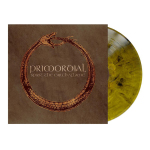 PRIMORDIAL - spirit the earth aflame LP dark brown marbled