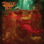 JUNGLE ROT - same LP
