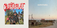 """OVERTHRUST / KATUTURA - split 7"""""""