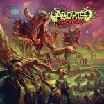 ABORTED - terrorVision LP+CD