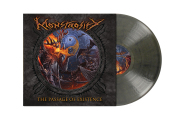 MONSTROSITY - the passage of existence LP grey brown marbled