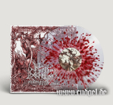 INFERNAL EXECRATOR - obsolete ordinance LP clear / red splatter EXCLUSIVE