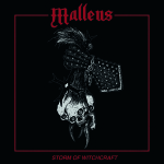 MALLEUS - storm of witchcraft LP