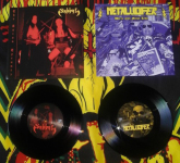 SABBAT / METALUCIFER - split 7""