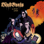DEAD GOATS, THE - all of them witches LP