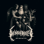 DEMONBREED - where gods come to die LP