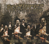 AGATHOCLES - mincing through the maples LP red