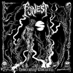 FUNEST - desecrating obscurity LP