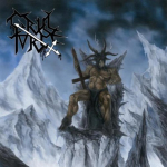 CRUEL FORCE - the rise of satanic might LP