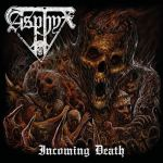 ASPHYX - incoming death LP red