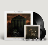 VANHELGD - temple of phobos LP+7""