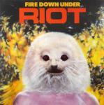 RIOT - fire down under LP black