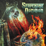 SERPENTINE DOMINION - same LP black