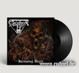 ASPHYX - incoming death LP black