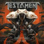 TESTAMENT - brotherhood of the snake DLP black