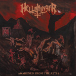 HELLBRINGER - awakened from the abyss LP