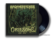 KADAVERFICKER / GRUESOME STUFF RELISH - split 7""