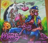 HAGGUS - gore, gore...and more gore LP