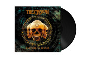 CROWN, THE - crowned in terror LP black