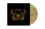 CROWN, THE - crowned unholy LP gold