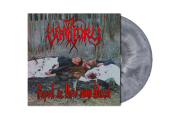 VOMITORY - raped in their own blood LP silver grey
