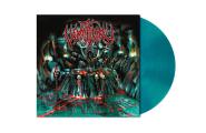 VOMITORY - blood rapture LP blue marbled