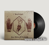 FERAL LIGHT - fear rides a shadow LP black