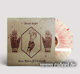 FERAL LIGHT - fear rides a shadow LP clear splatter