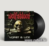 WOLFSBLOOD - vomit & lice LP